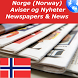 Norway Newspapers by siyarox