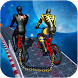 Chained Bicycle 3D: Super Rider Stunts by Tap 2 Run