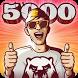 Real Followers 5000+ by Developer by Nusr-et
