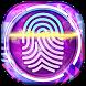 Fingerprint Scanner Simulator: Hi Tech Lock by Sweet Cute Fruit