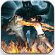 Fighting games : Werewolf 3D by A2Studio