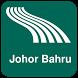 Johor Bahru Map offline by iniCall.com