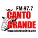 Radio Canto Grande - 97.7 FM by SERVISTREAM