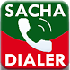 Sacha Dialer - SACHA voip by Mobile Dialer Solutions