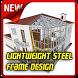 Lightweight Steel Frame Design by CreativeLab Dev