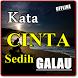 KATA KATA CINTA SEDIH GALAU TERBARU KOMPLIT by Amalan Nusantara