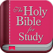 Holy Bible for Study for Woman by Aleluiah Apps
