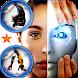 Cyborg Robot Photo Editor by azmob10