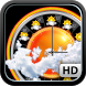 eWeather HD - weather, air quality, alerts, radar