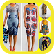 Latest African Dress Design by Amilova Apps