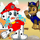 Patrol Jump Games For Paw Puppy Version by Wang Avenger