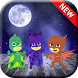 PJ Super Heros Masks Adventures by mounir rbatti developers team