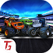 Hill Racing Blaze Monster Machines by Tunyu Games
