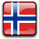 Norway Flag Clock Widget by SCCAL