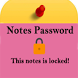Notes Password pro by HungAnh