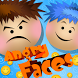 Angry Faces Arcade Trivia by Incode mobile