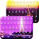 Paris Keyboard Theme by Mega Lab Studio