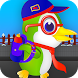 Baby Penguin Jump - School by Splendid Games