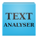 Text Analyser (letter counter) by Lanik Mobile Technology