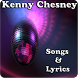Kenny Chesney Songs & Lyrics by andoappsLTD