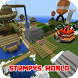 Stampys Lovely World MPCE Map by BetzPearl