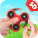 Fidget Spinner Speed Simulator 3D by Fast Mobile Games