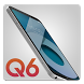 Theme LG Q6 for Computer Launcher by Launchers Mart