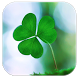 Clover Lucky grass by Beauty your phone