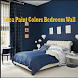 Idea Paint Colors Bedroom Wall by delisa