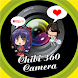 New Chibi 360 Camera Stickers Collection For Edit by Crystal Apps Inc