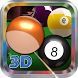 Real 3D Billiard Pool Snooker by King Army Action and Simulation Games