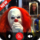 Video call pennywise killer prank by FPAPPS