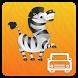 Зебра таксометр by Zebra LLC