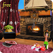 Romantic Fireplace LWP by Christmas Wallpapers & Games