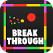 Break Through - Laser Walls by Idle Game Studio
