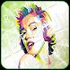 Keyboard Merlin Monroe For Emoji by baorddev