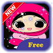 Kartun Muslimah Comel by ted Anderson