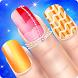 Princess Nail Salon Makeover by beargames.co