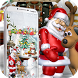 Merry Christmas Santa theme 3D by Super Cool Theme Studio