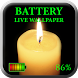 Battery Candle Live Wallpaper by Live Wallpaper 3D
