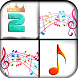 DJ Snake ft Lauv - A Different Way Piano Tiles by Fuviova