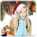 Merry Christmas Photo Stickers by RAHBANI GAMES