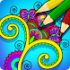 Magic Mandala Coloring Book by Lollipop Studio - Premium Games and Applications