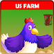 US Farm House Carton Ville: Dairy Town Simulator by Games Club