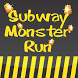 Subway Monster Run by B.B Apps