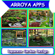 Japanese Garden Design by Arroya Apps