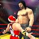 WRESTLING CAGE DEATHMATCH -WRESTLING GAMES & FIGHT