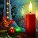 christmas candle wallpaper by amazing live wallpaper llc