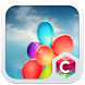 Great Balloon Theme C Launcher by C Launcher Themes