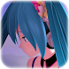 Emotional Anime Video Wallpaper of Hatsune Miku by Anime Fan Art Wallpapers